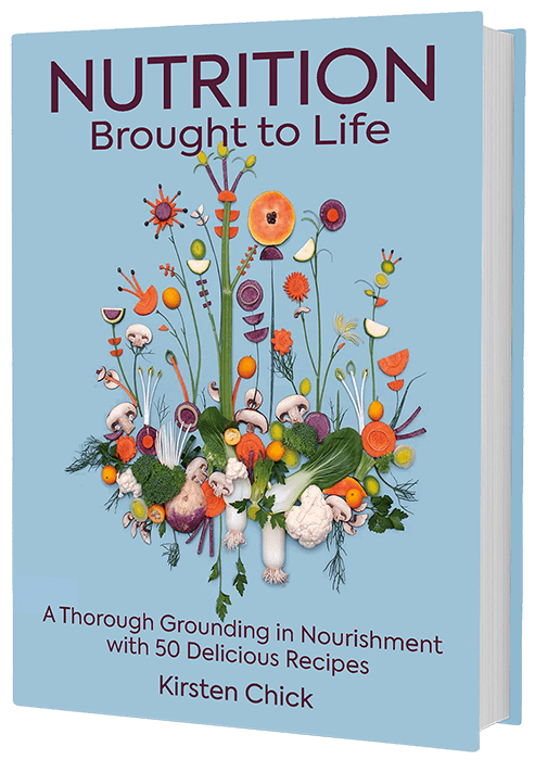 nutrition brought to life book uk
