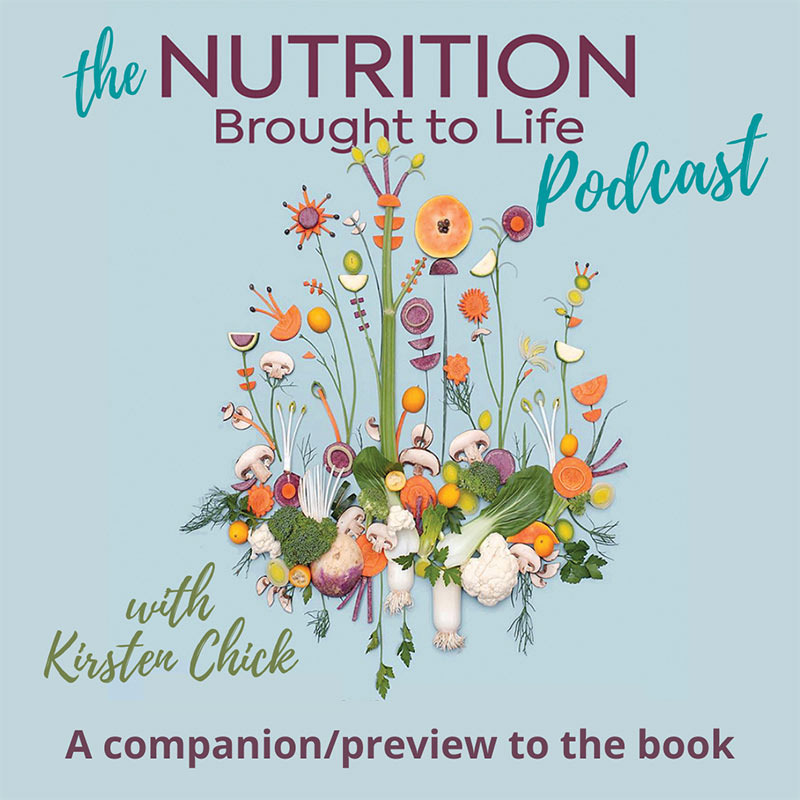nutrition brought to life podcast